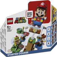 LEGO樂高71360  瑪利歐冒險主機