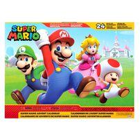 Nintendo任天堂 瑪利歐倒數日曆抽抽樂