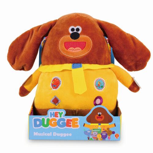 Hey Duggee阿奇幼幼園 歡樂音樂娃娃