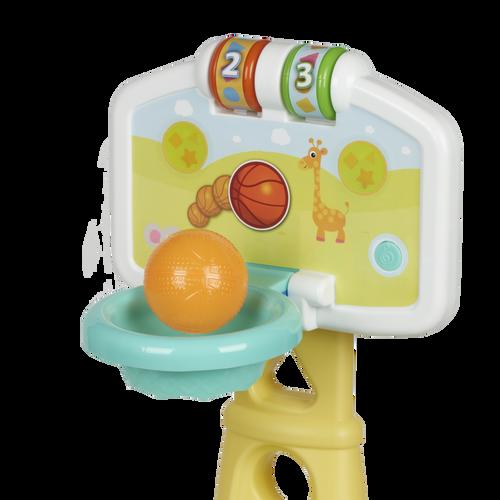 Top Tots天才萌寶 寶寶音效籃球機 - 隨機發貨