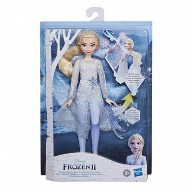 Disney Frozen迪士尼冰雪奇緣 魔法動作電子艾莎