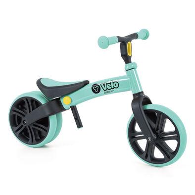 YVolution Velo Junior 平衡滑步車 學習款 綠