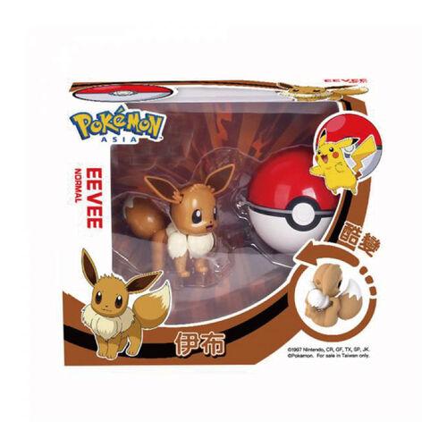 Pokemon寶可夢變形系列 伊布