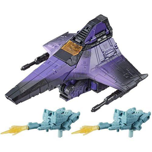 Transformers變形金剛世代系列塞伯坦之戰N巡弋戰將組 - 隨機發貨
