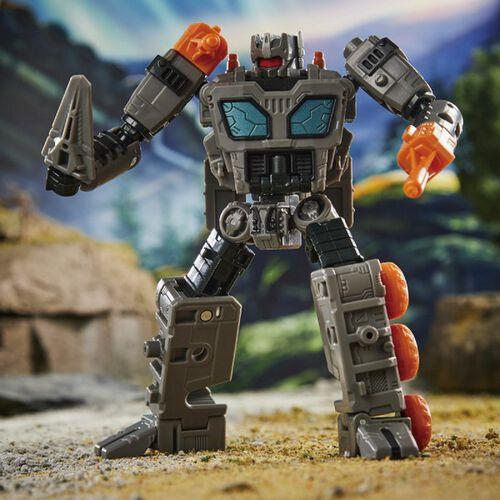 Transformers變形金剛世代系列塞伯坦之戰E豪華戰將組 - 隨機發貨