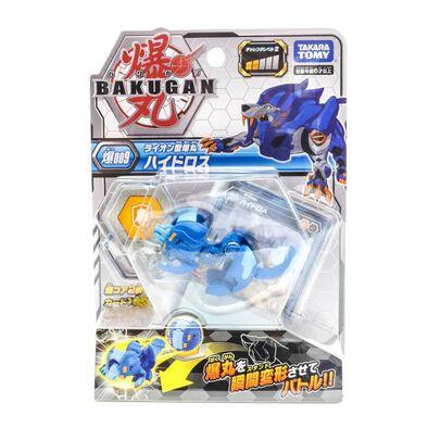 Bakugan爆丸基本 BP-021 BOOSTER DX HYDOROUS BLUE
