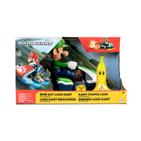Nintendo任天堂 任天堂2.5吋瑪利歐角色公仔 - 隨機發貨