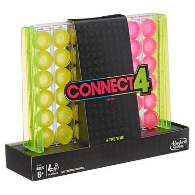 Hasbro Gaming孩之寶遊戲四連環遊戲組
