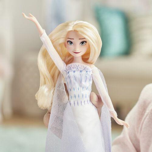 Disney Frozen迪士尼冰雪奇緣改版歡唱公主 艾莎