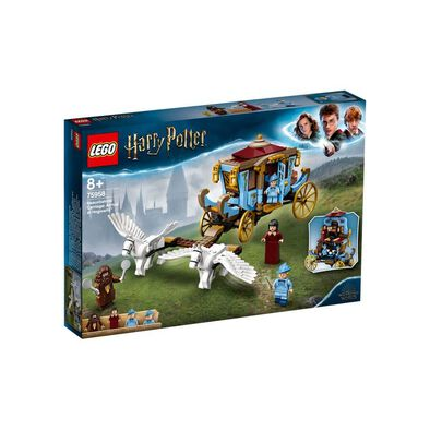 LEGO樂高哈利波特系列 75958 Beauxbatons Carriage: Arrival at Hogwarts? 積木 玩具