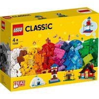 LEGO樂高經典系列 創意房子拼砌盒 11008