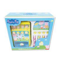 Peppa Pig粉紅豬小妹peppa Pig 佩佩豬飲料販賣機
