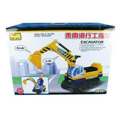 Tai Sing大生 乘用滑行工程車