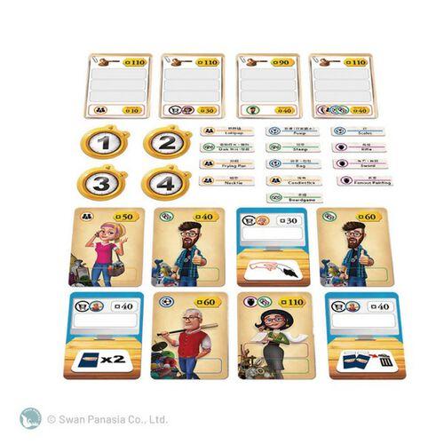 Swan Panasia Games新天鵝堡 二手拍賣王