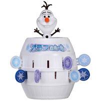 Disney Frozen迪士尼冰雪奇緣危機一發雪寶