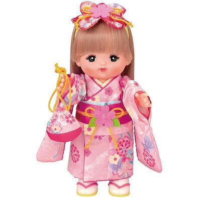 Mell Chan小美樂 小美樂和服組