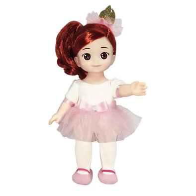 Kongsuni小荳娃娃 好朋友 頌伊芭蕾舞者