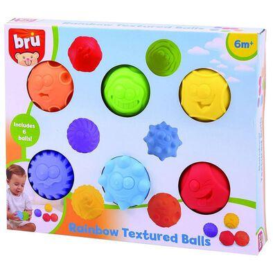 BRU Infant & Preschool 寶寶手抓感知球