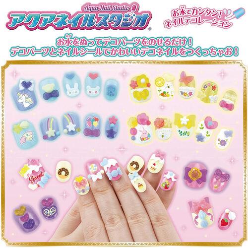 Sanrio 三麗鷗明星甜心指甲