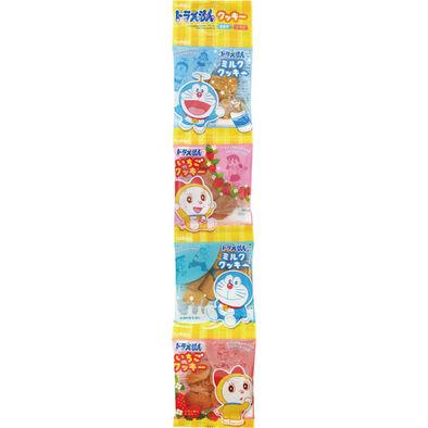 Doraemon多啦a夢 造型4連餅60G