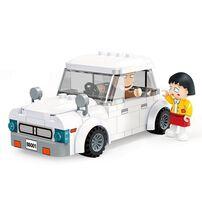 Banbao邦寶積木 8152 櫻桃小丸子積木系列 爸爸的汽車