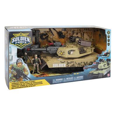 Soldier Force 坦克部隊
