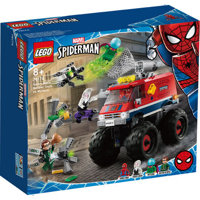 LEGO樂高 76174 Spider-Man's Monster Truck vs. Mysterio