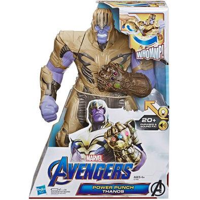 Marvel漫威復仇者聯盟13吋電子超級重拳薩諾斯