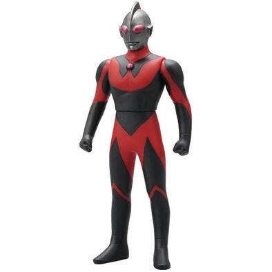 Ultraman超人力霸王 500系列軟膠 暗黑超人力霸王