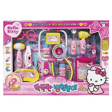 Hello Kitty凱蒂貓hello Kitty 聰明音效醫護組