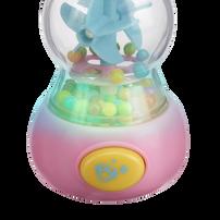 Top Tots天才萌寶 寶寶獨角獸發光雨聲器