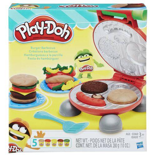 Play-Doh培樂多美味漢堡遊戲組