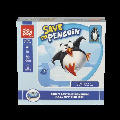 Play Pop 企鵝敲冰磚