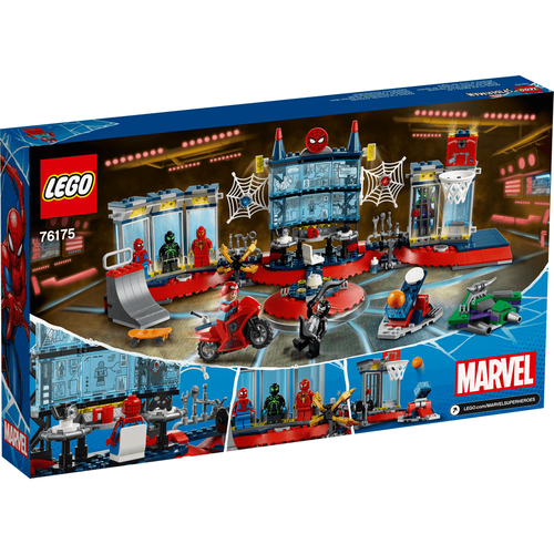 Lego樂高 Super Heroes 76175 Attack on the Spider Lair