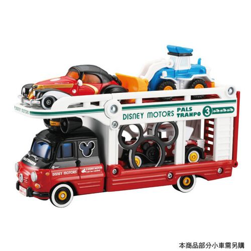 TOMICA多美小汽車 迪士尼小汽車運輸車 米奇(不附車)