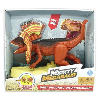 Mighty Megasaur 飛鏢射擊雙脊龍