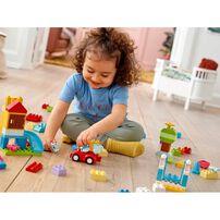 LEGO樂高得寶系列 拼砌顆粒大盒裝 10914