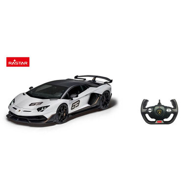 Rastar星輝 1:14 藍寶堅尼Aventador SVJ Performance遙控車