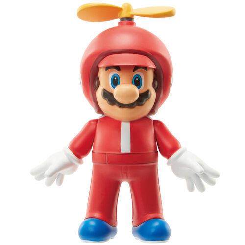 Mario Toys瑪琍歐 任天堂發條動動公仔 - 隨機發貨