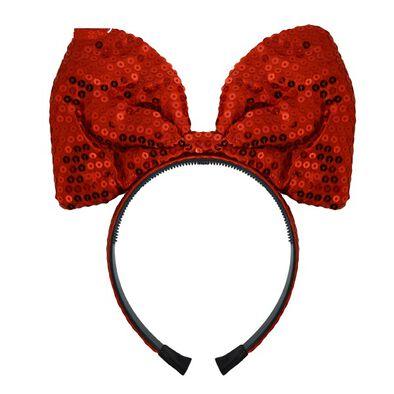 Disney迪士尼 米妮頭飾