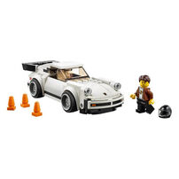 LEGO樂高 超級賽車系列 75895 1974 Porsche 911 Turbo 3﹒0 積木 玩具