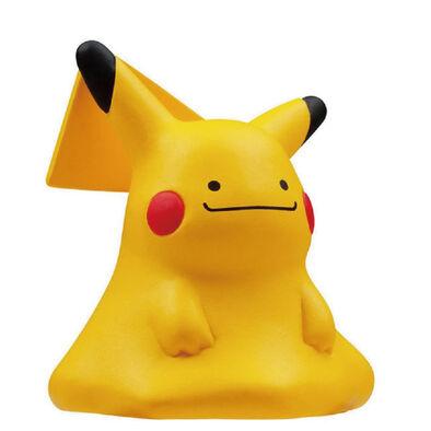 Pokemon寶可夢 Pcc_52 百變怪假扮皮卡丘