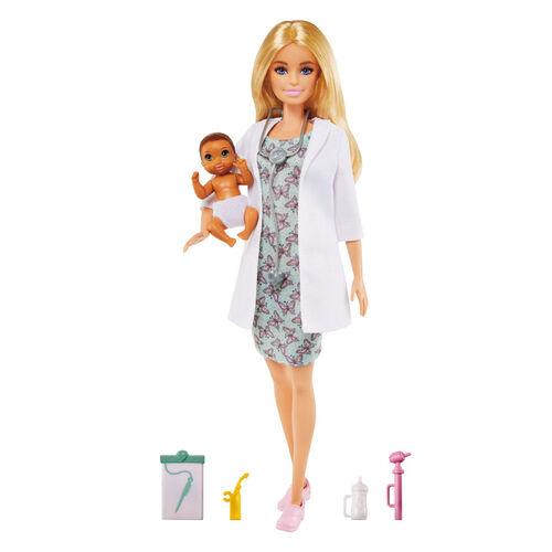 Barbie芭比醫護職業遊戲組