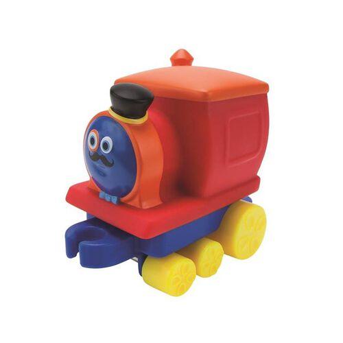 Bob The Train鮑勃小火車手指家族火車
