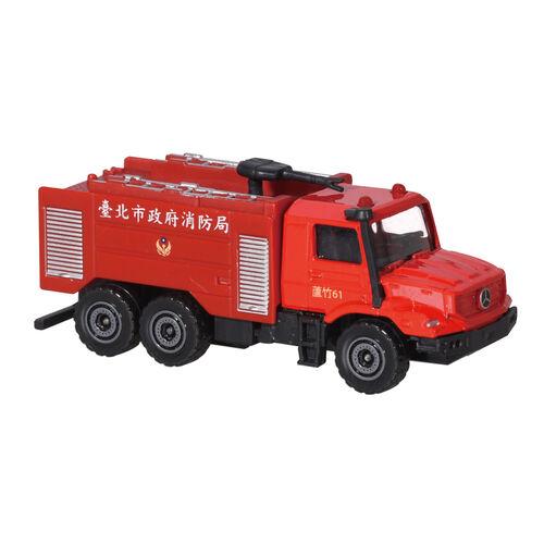 Majorette美捷輪國際款-台灣限定消防車款S2