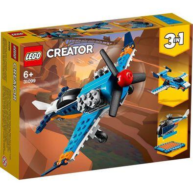 LEGO樂高創意系列 螺旋槳飛機 31099
