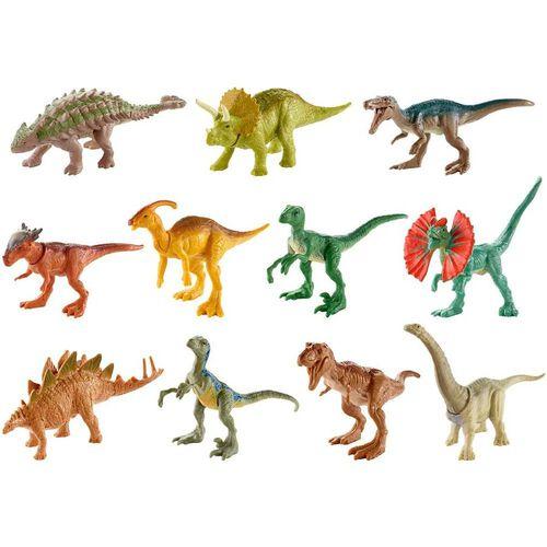Jurassic World侏羅紀世界 2-迷你恐龍 - 隨機發貨