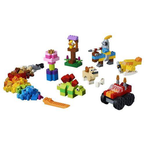 LEGO樂高 經典系列 11002 基本顆粒套裝 積木 玩具
