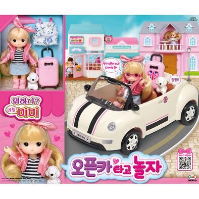 Mimi World 新時尚敞篷車