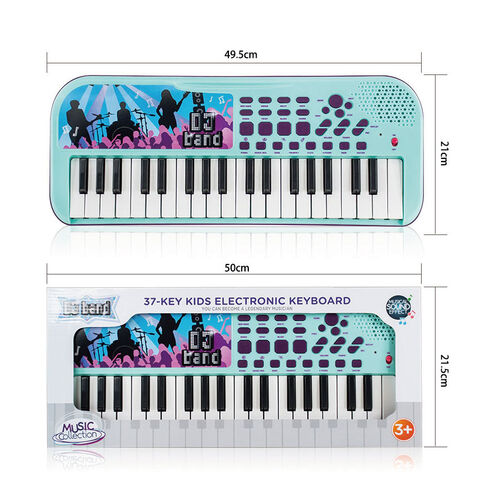 37 Key 兒童電子琴